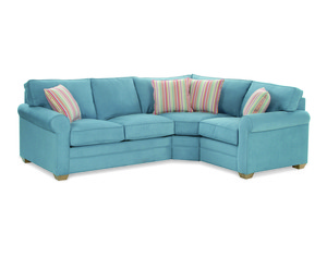 Thumbnail of Braxton Culler - Bedford 3 Piece Wedge Sectional