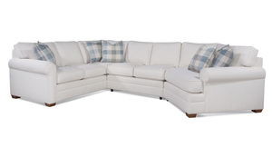 Thumbnail of Braxton Culler - Bedford 3 Piece Cuddle Sectional