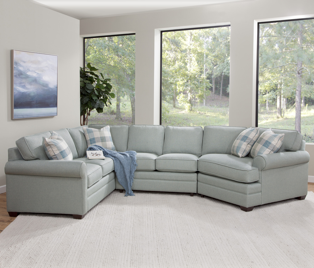 Braxton Culler - Bedford 3 Piece Cuddle Sectional