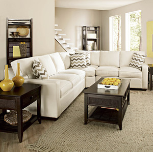 Thumbnail of Braxton Culler - Gramercy Park Three Piece Wedge Sofa