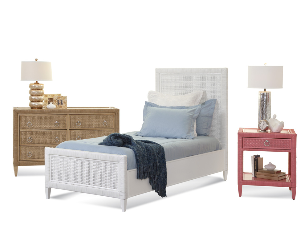 Braxton Culler - Naples Twin Bed