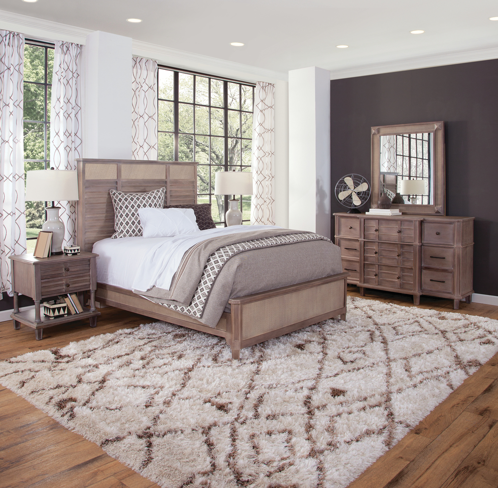 Braxton Culler - Chesapeake Panel Bed