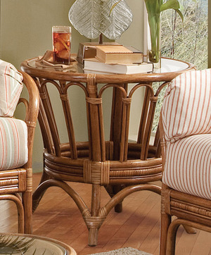 Thumbnail of Braxton Culler - Moss Landing Round End Table