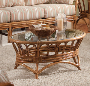 Thumbnail of Braxton Culler - Moss Landing Oval Coffee Table