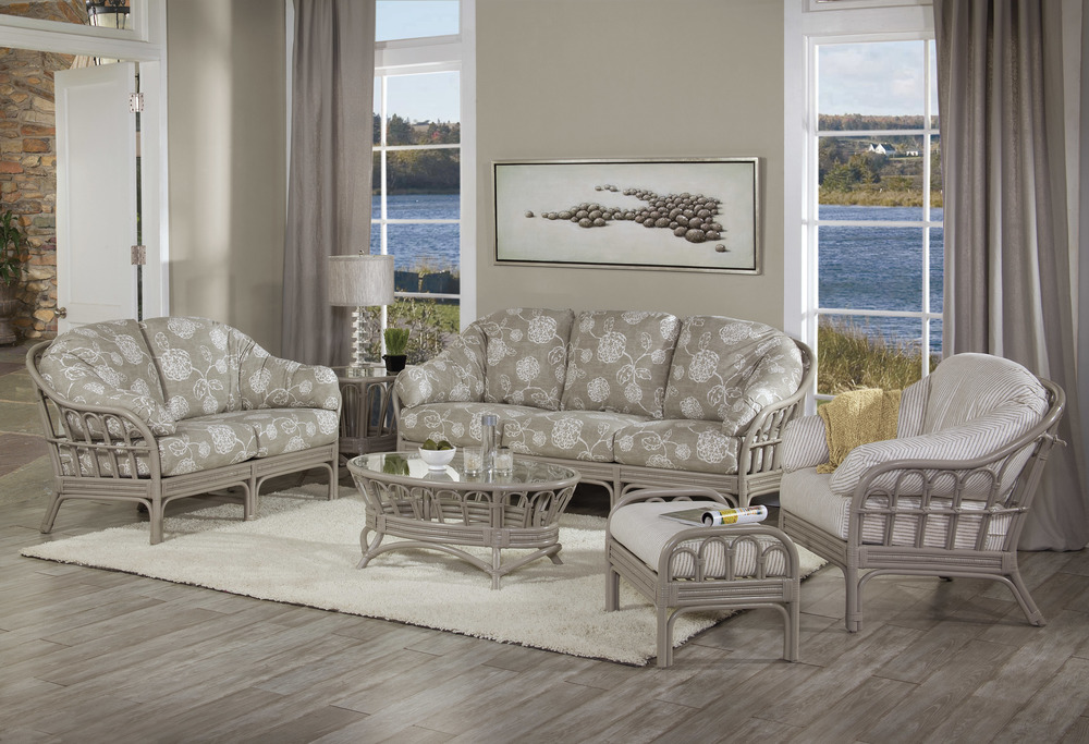 Braxton Culler - Moss Landing Oval Coffee Table
