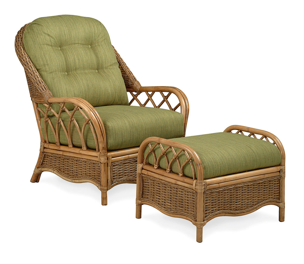 Braxton Culler - Everglade Chair and Ottoman