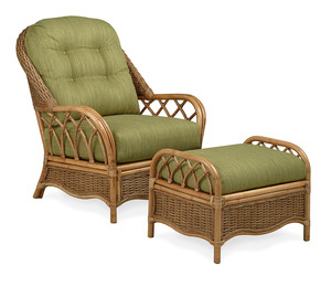 Thumbnail of Braxton Culler - Everglade Chair and Ottoman