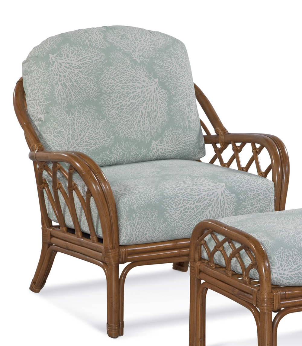Braxton Culler - Edgewater Chair and Ottoman