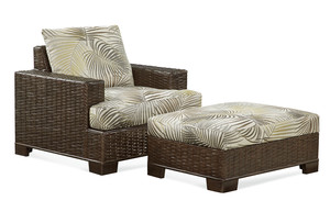 Thumbnail of Braxton Culler - Bali Chair and Ottoman