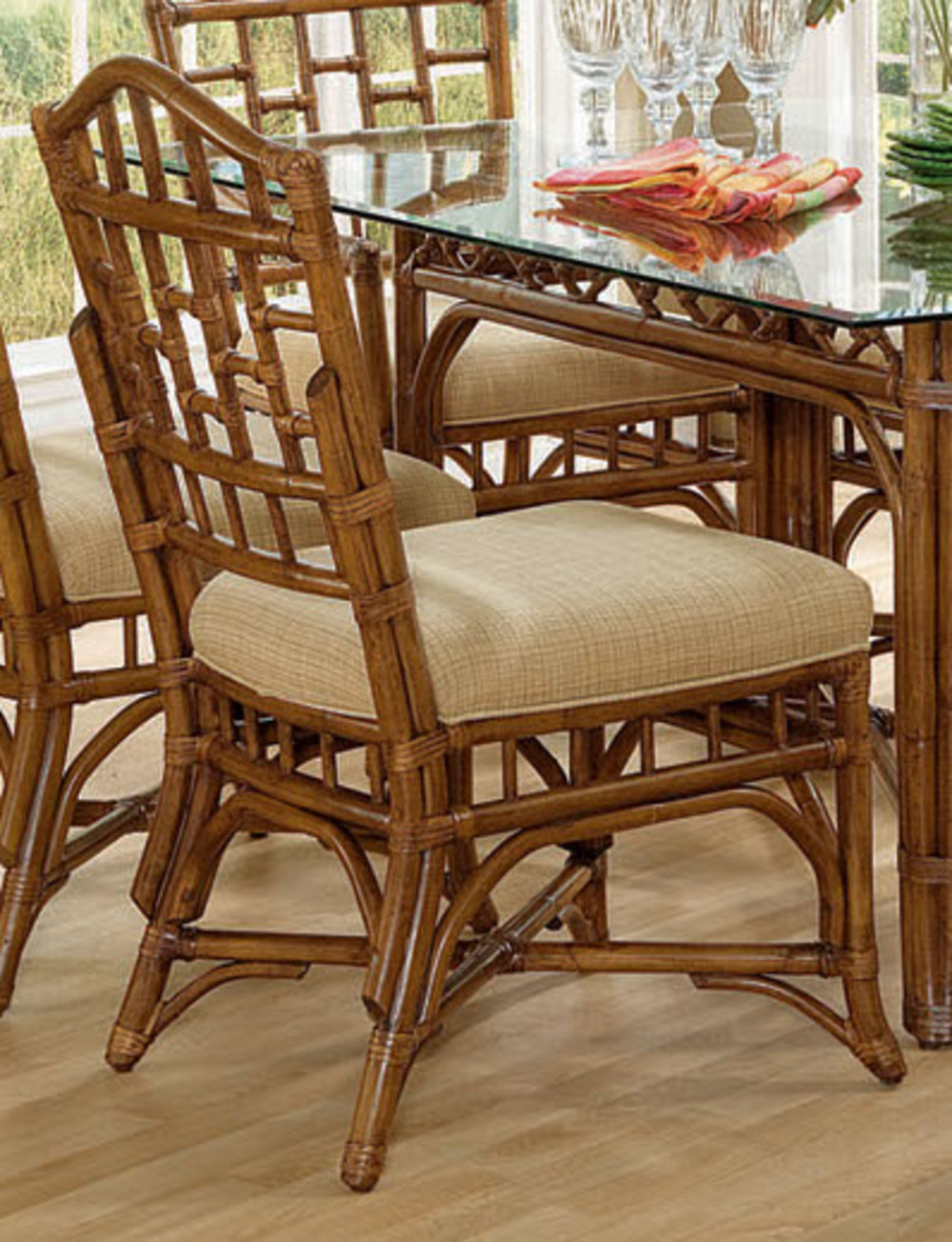 Braxton Culler - Chippendale Side Chair