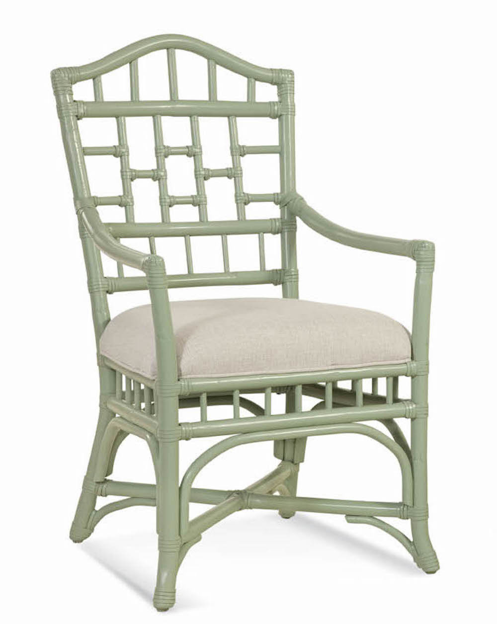 Braxton Culler - Chippendale Arm Chair