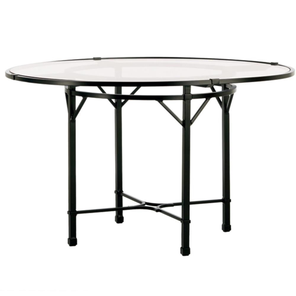 Brown Jordan - Round Pedestal Dining Table