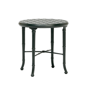 Thumbnail of Brown Jordan - Round Cast Top Occasional Table