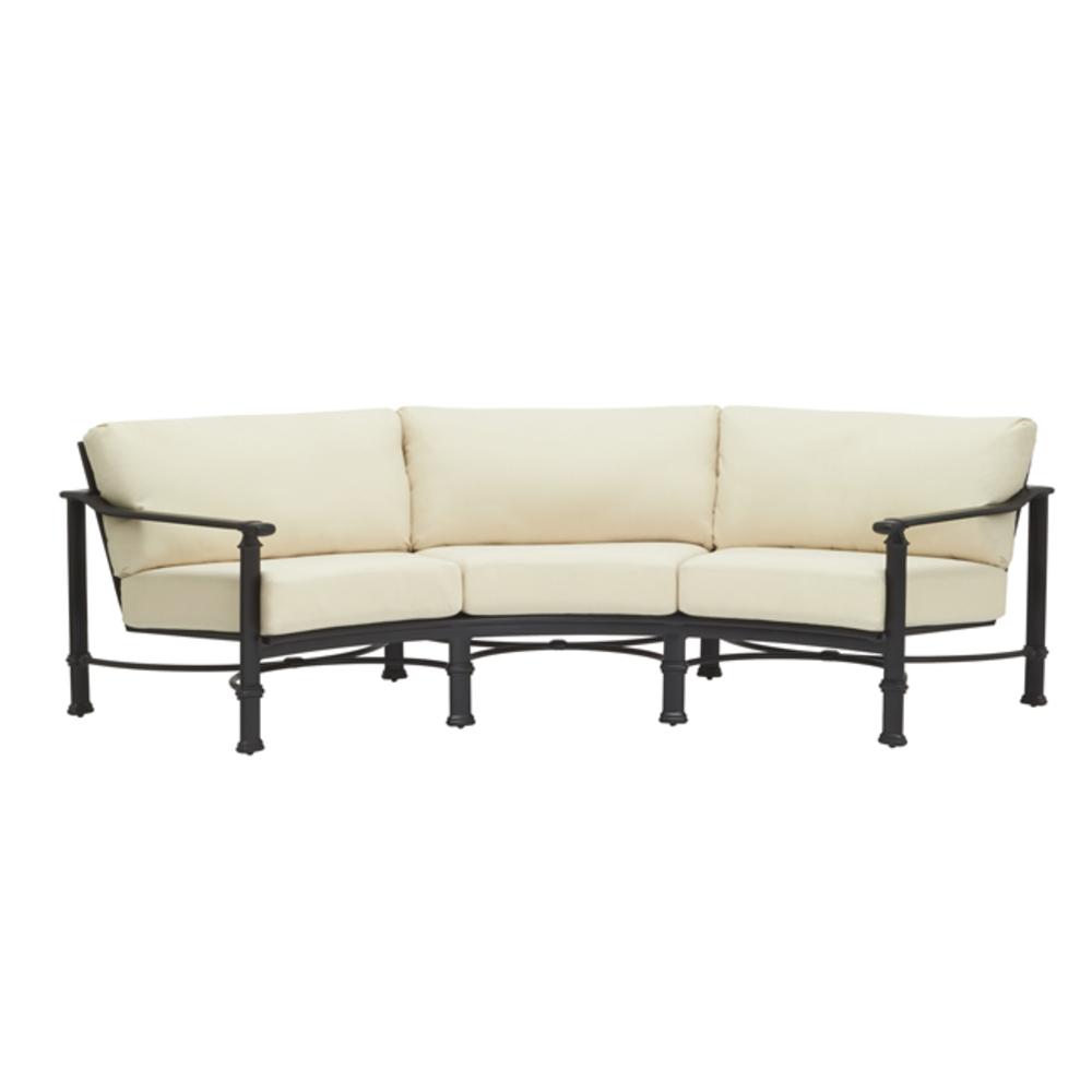 Brown Jordan - Curved Sofa