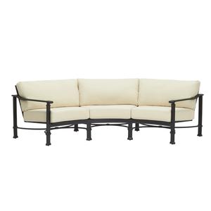 Thumbnail of Brown Jordan - Curved Sofa