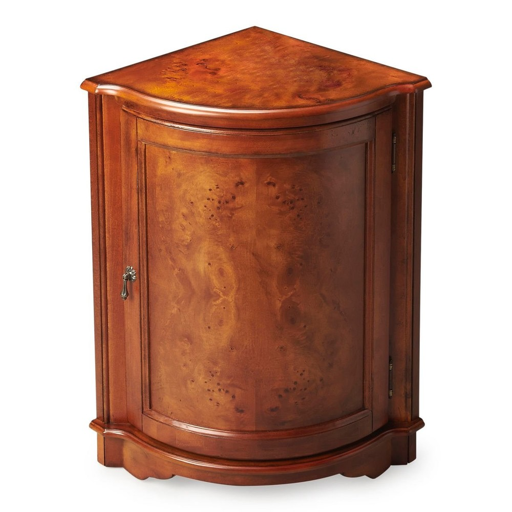 Butler Specialty - Corner Cabinet