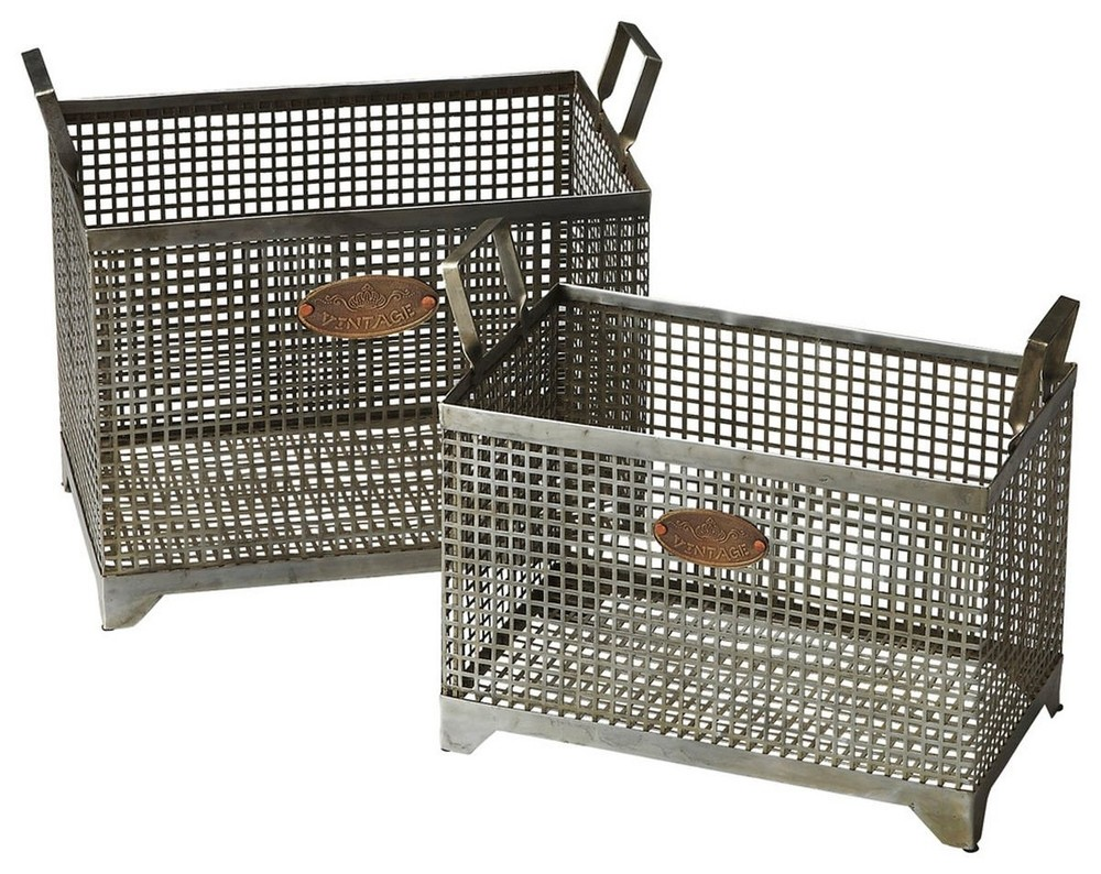 Butler Specialty - Rowley Storage Containers