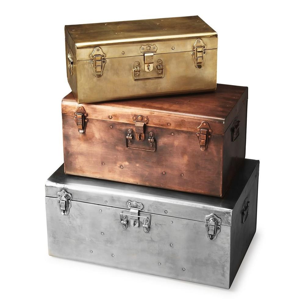 Butler Specialty - Storage Trunk Set