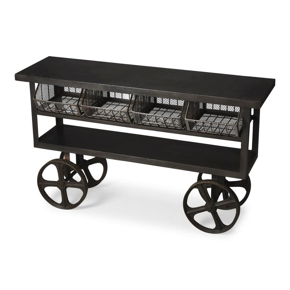 Butler Specialty - Trolley Buffet