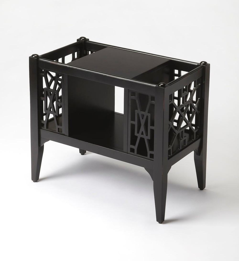 Butler Specialty - Chippendale Magazine Basket