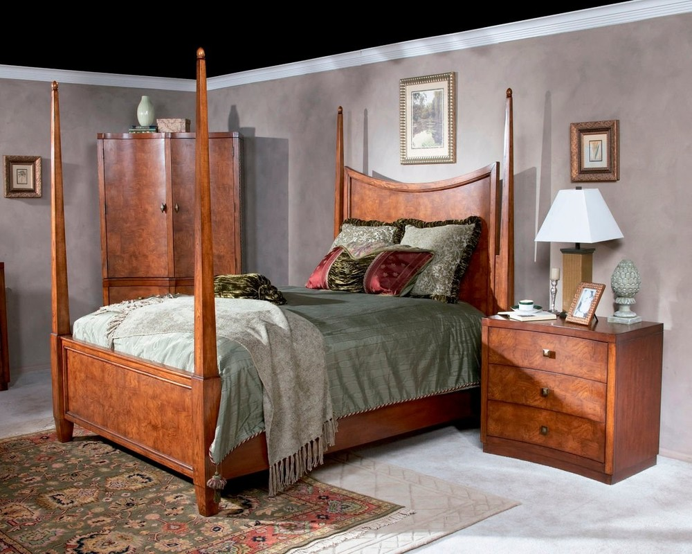 Butler Specialty - Poster Bed