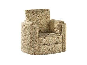 Thumbnail of Klaussner Home Furnishings - Reclining Swivel Chair