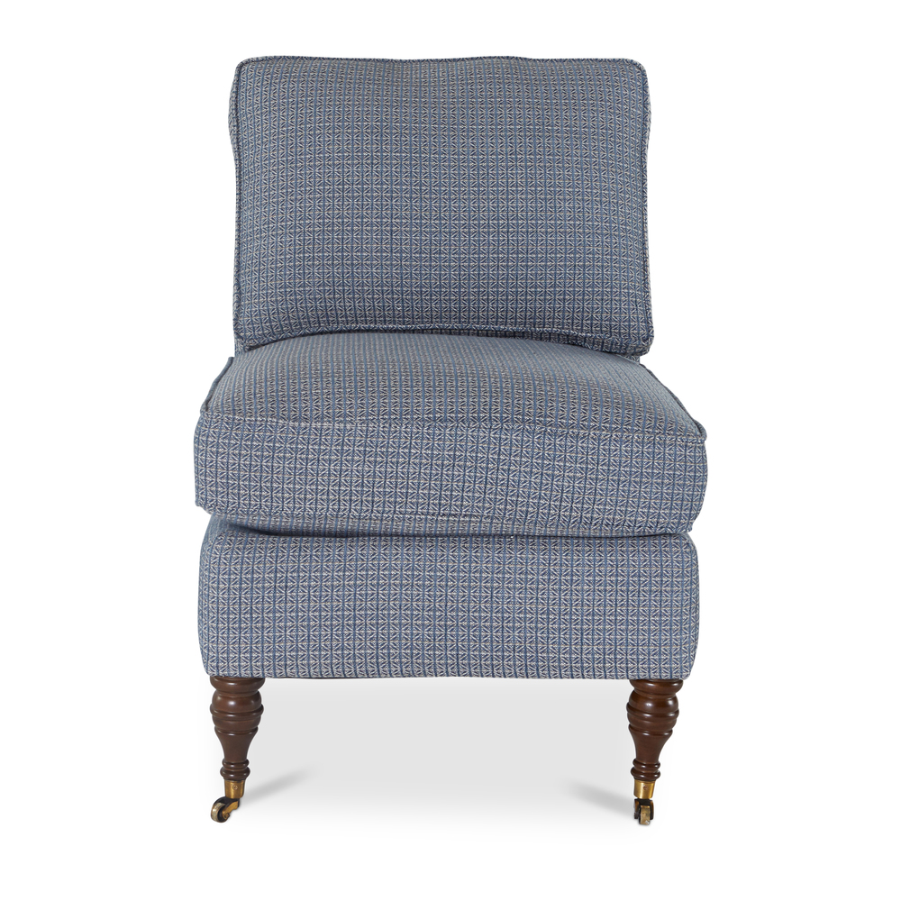 Klaussner Home Furnishings - Armless Chair