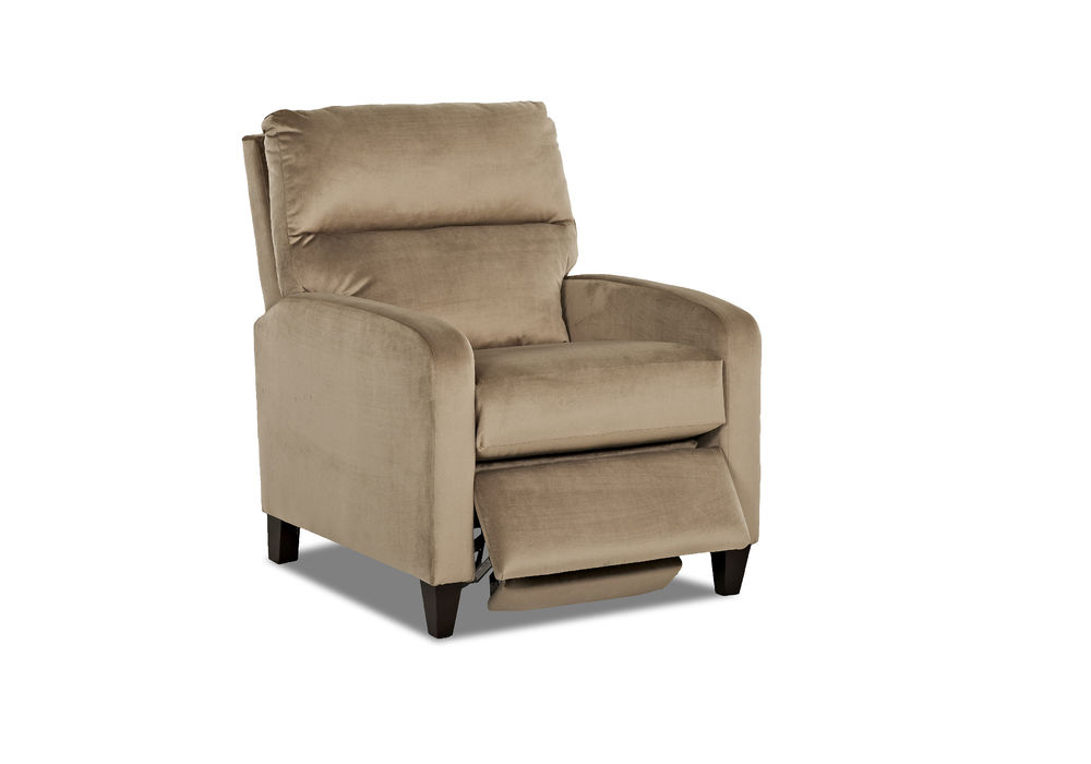 Klaussner Home Furnishings - High Leg Reclining Chair