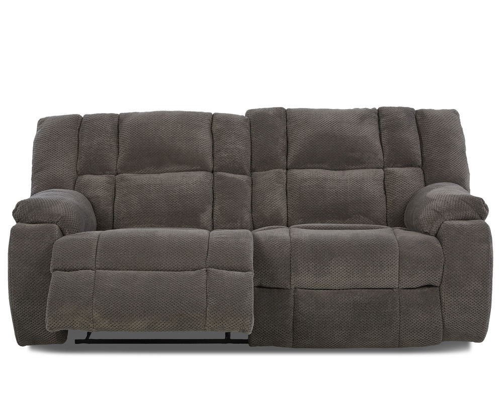 Klaussner Home Furnishings - Reclining 2 over 2 Sofa