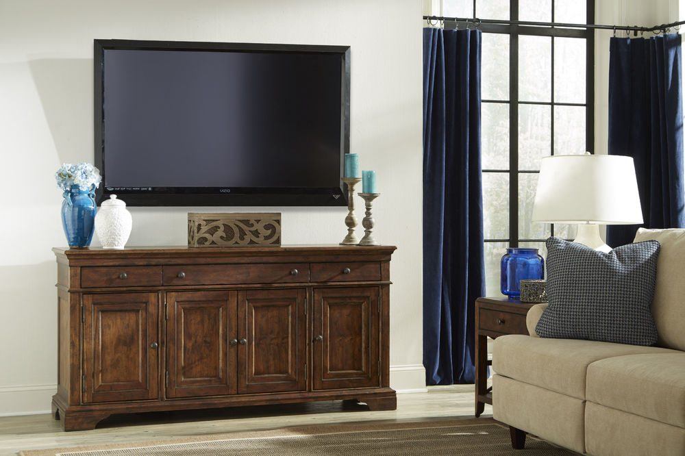 Klaussner Home Furnishings - Console for Stationary