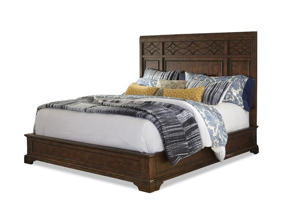 Klaussner Home Furnishings - Bed Complete