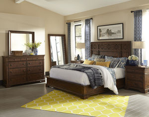 Thumbnail of Klaussner Home Furnishings - Bed Complete