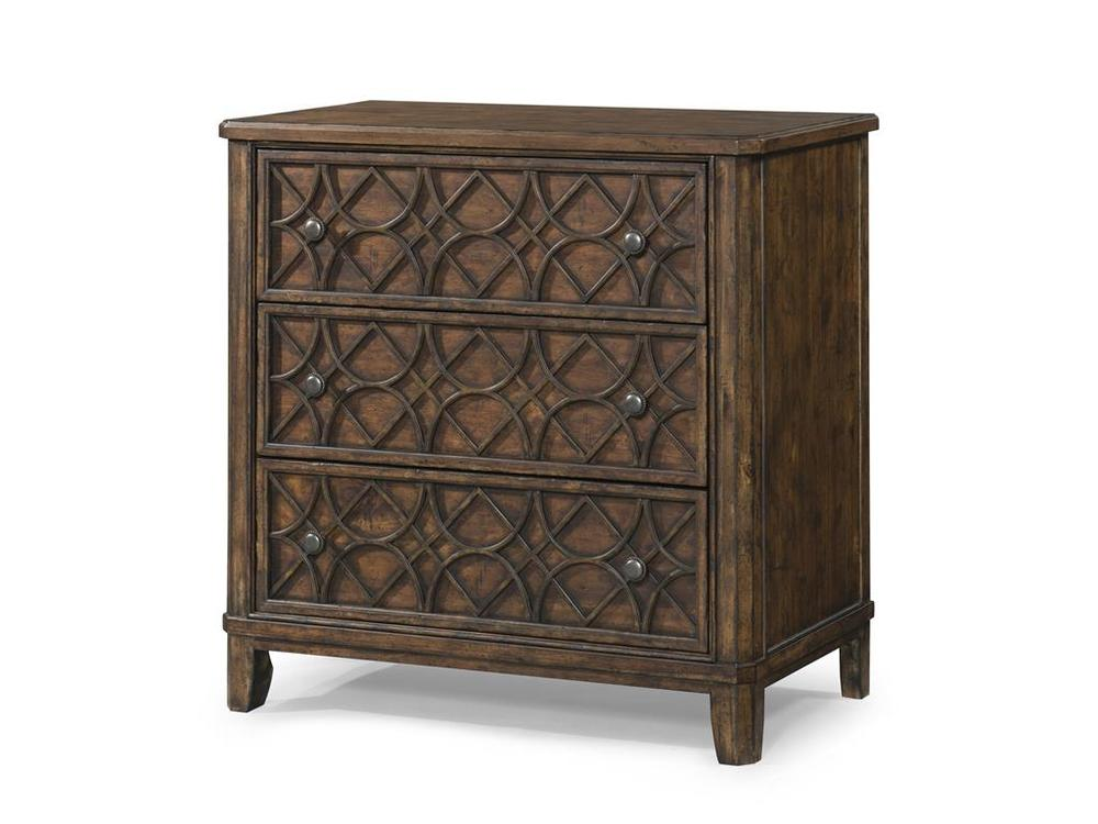 Klaussner Home Furnishings - Bedside Chest