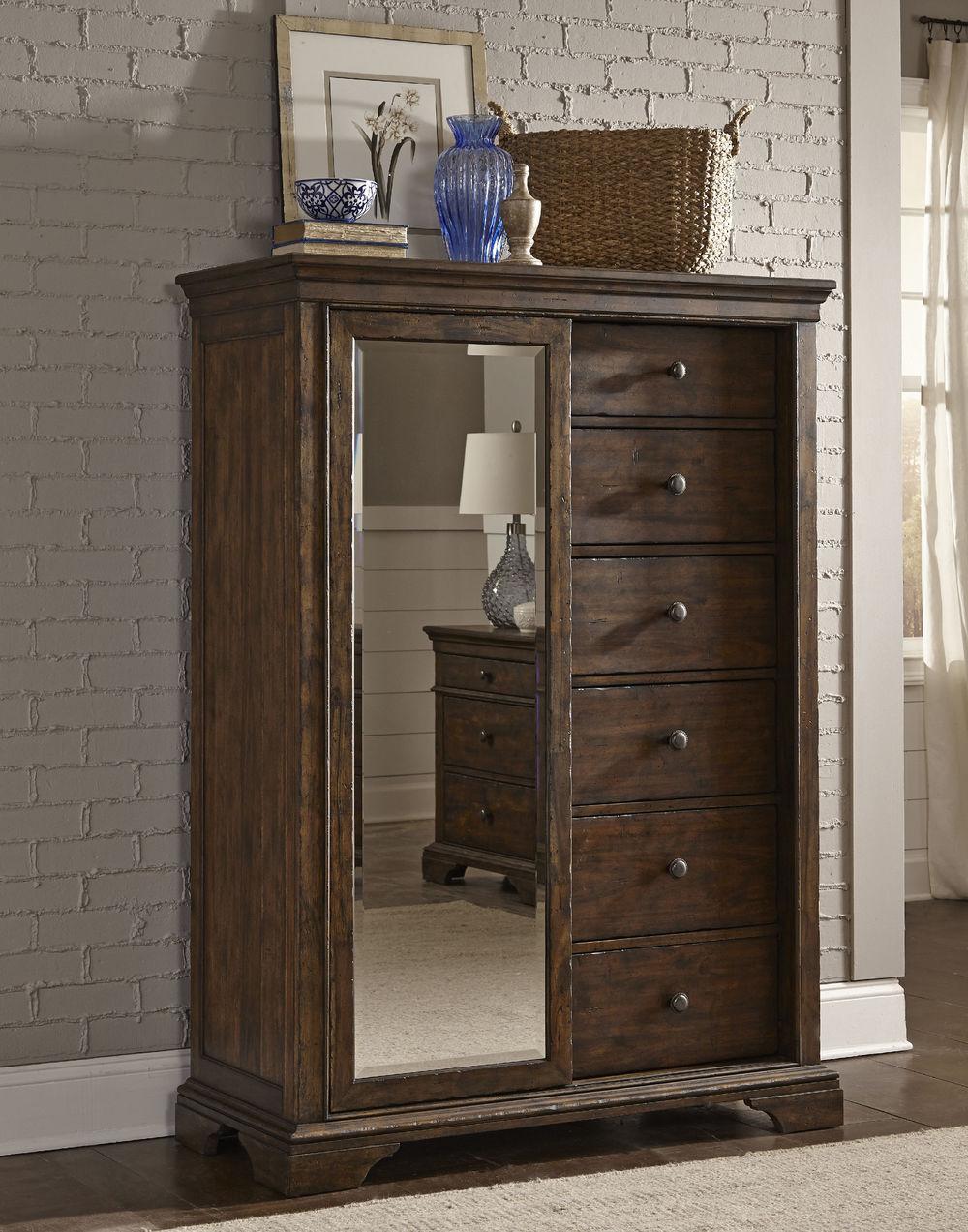 Klaussner Home Furnishings - Door Chest