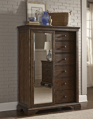 Thumbnail of Klaussner Home Furnishings - Door Chest
