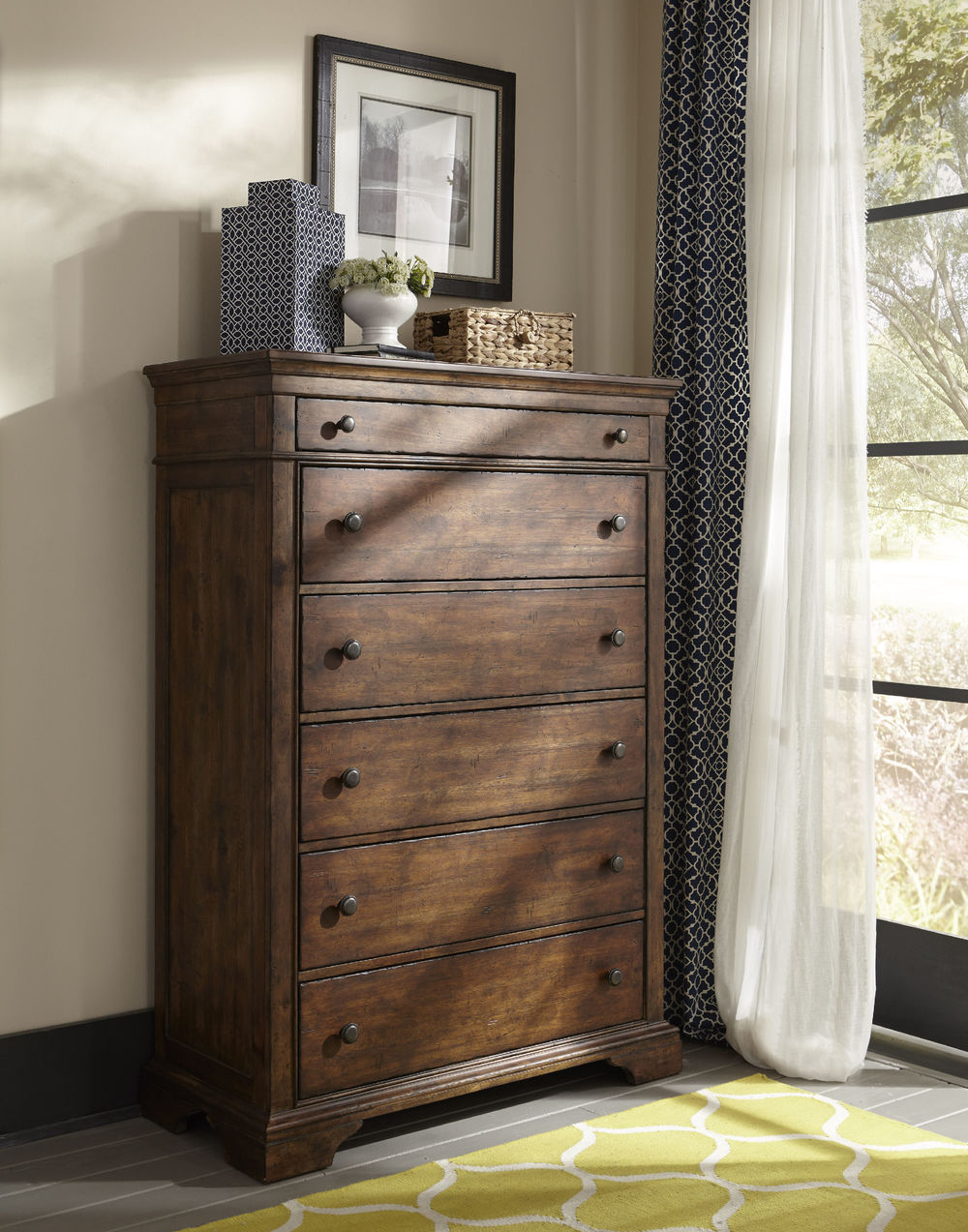 Klaussner Home Furnishings - Drawer Chest