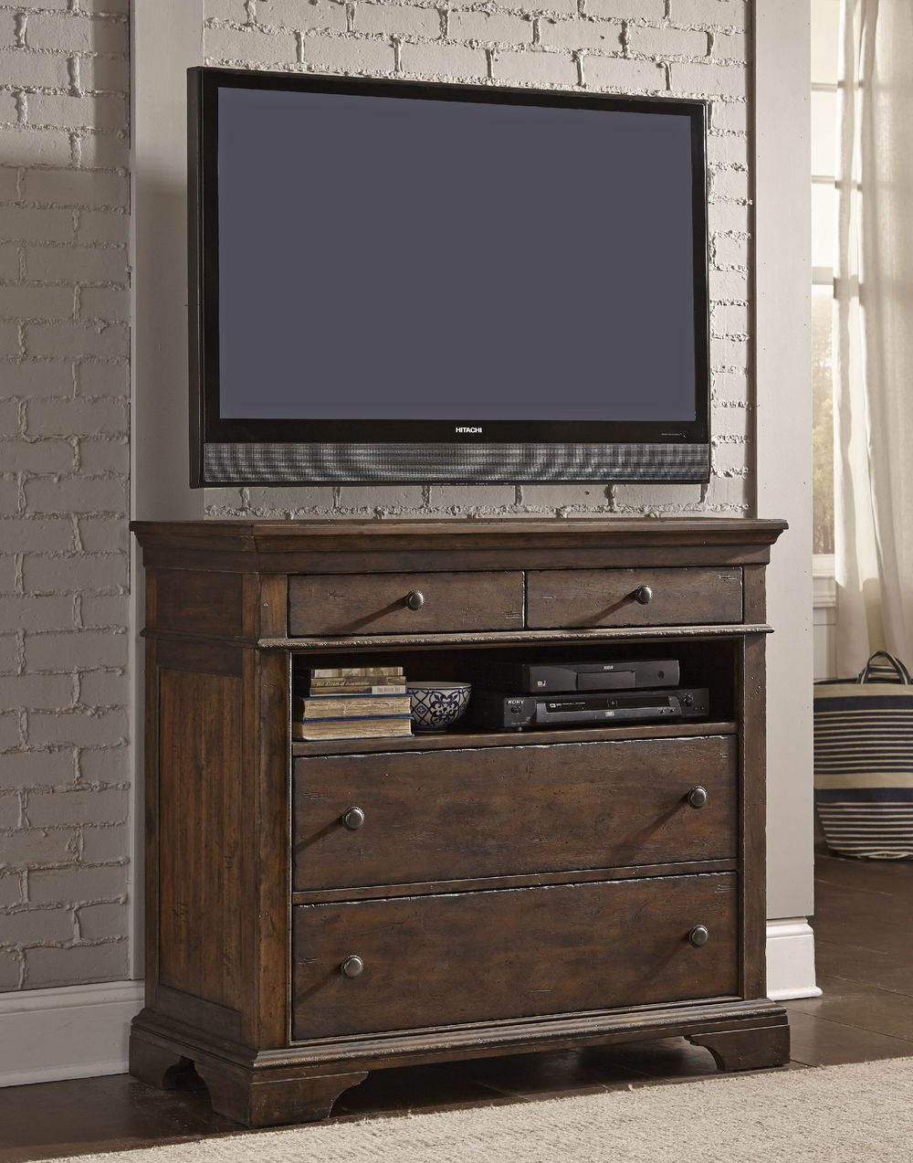 Klaussner Home Furnishings - Media Chest
