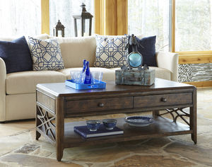 Thumbnail of Klaussner Home Furnishings - Cocktail Table