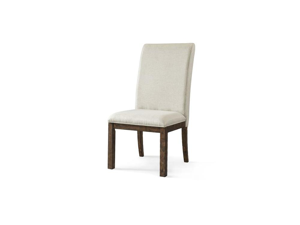 Klaussner Home Furnishings - Parsons Chair with Slip Cover