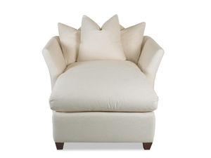 Thumbnail of Klaussner Home Furnishings - Chaise Lounge