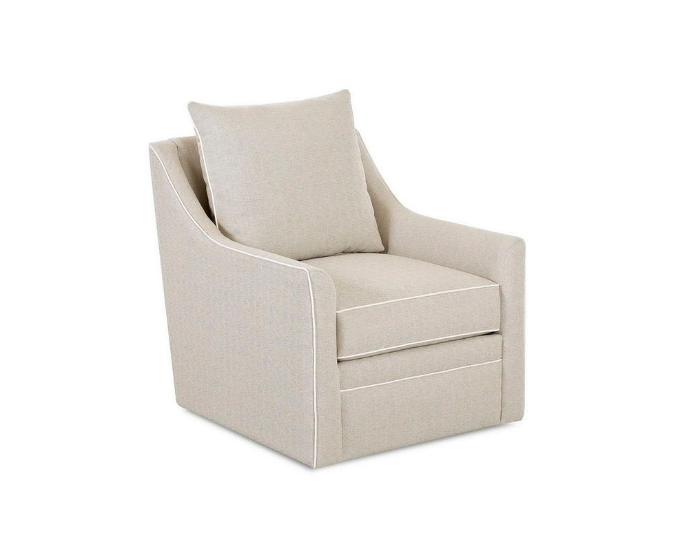 Klaussner Home Furnishings - Swivel Chair