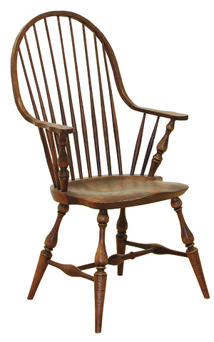 Thumbnail of Canal Dover - Windsor Arm Chair