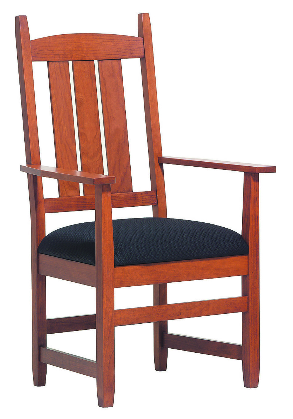 Canal Dover - Eugene Inlay Arm Chair