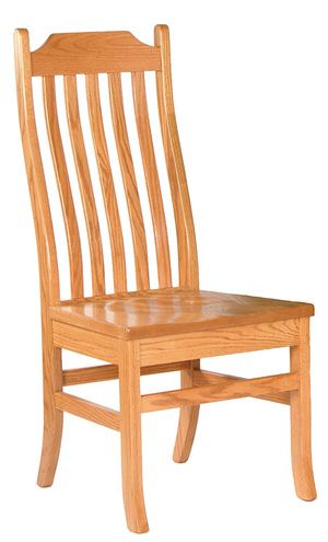 Thumbnail of Canal Dover - Mission Side Chair