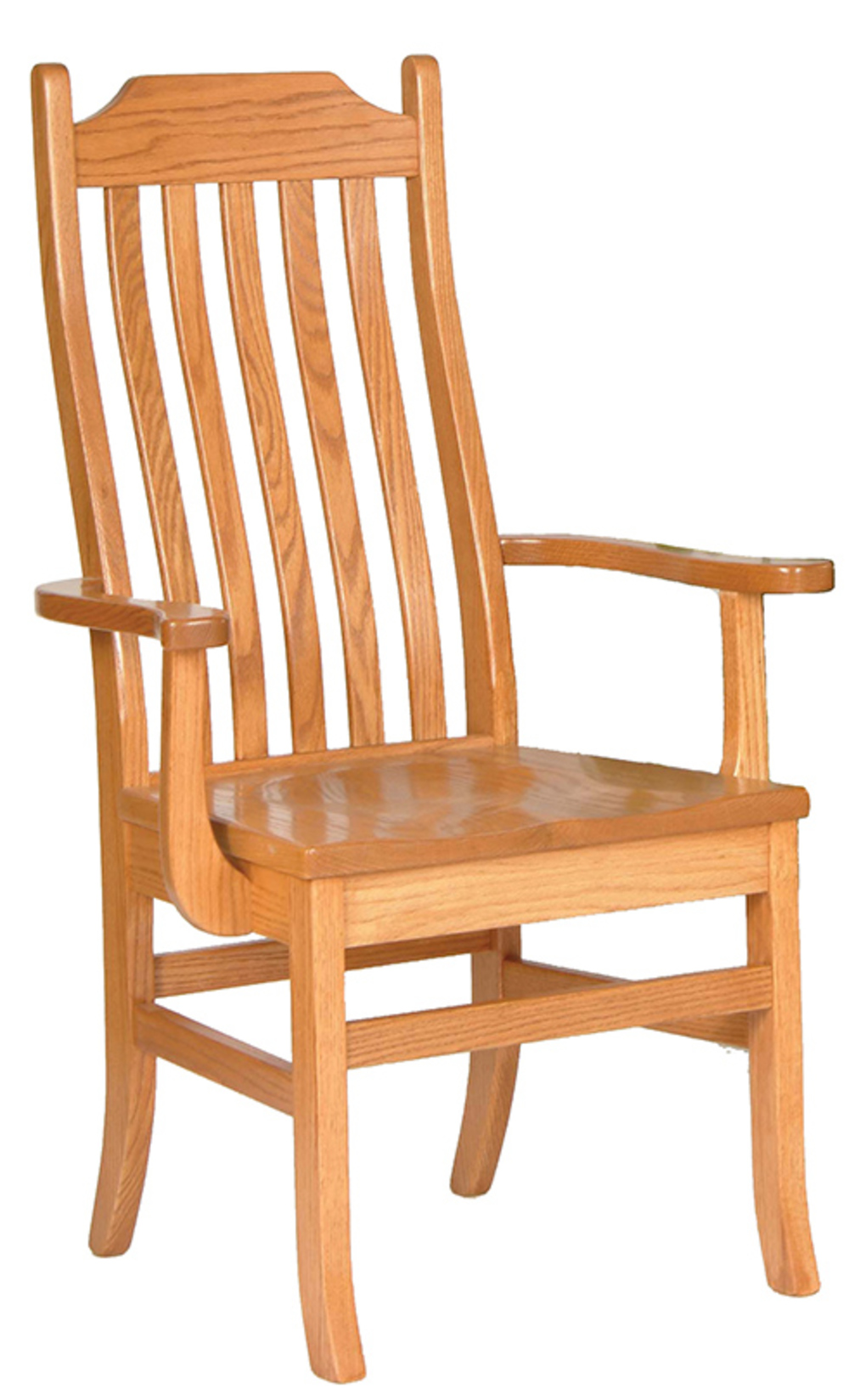 Canal Dover - Mission Arm Chair