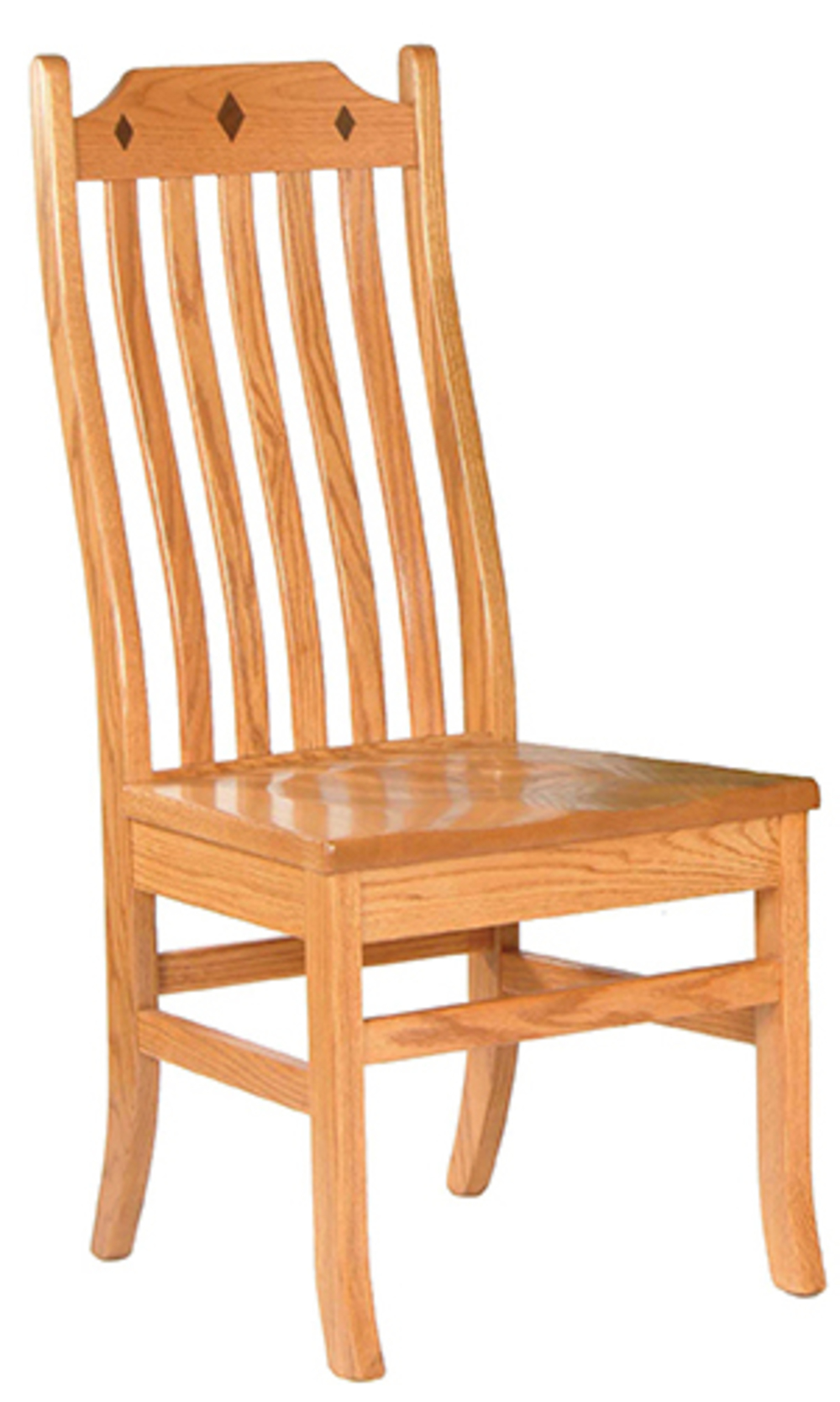 Canal Dover - Diamond Mission Side Chair