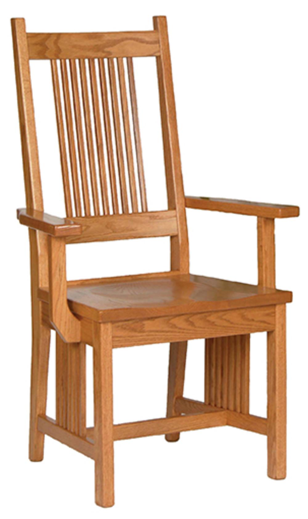 Canal Dover - Prairie Mission Arm Chair