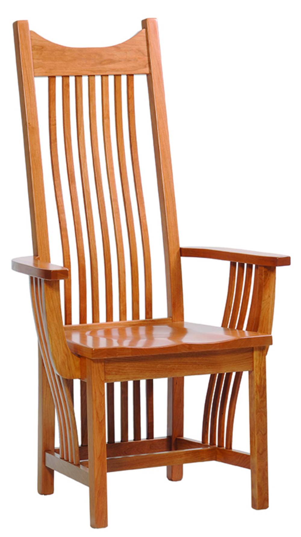 Canal Dover - Classic Mission Arm Chair