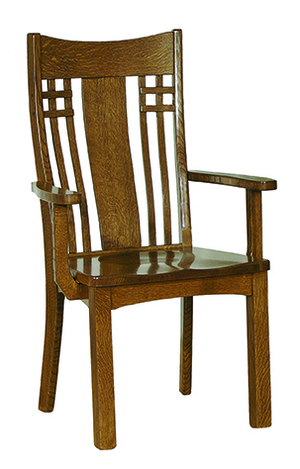 Thumbnail of Canal Dover - Liberty Mission Arm Chair