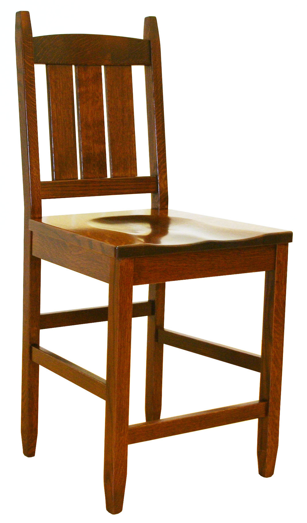 Canal Dover - Eugene Inlay Bar Chair